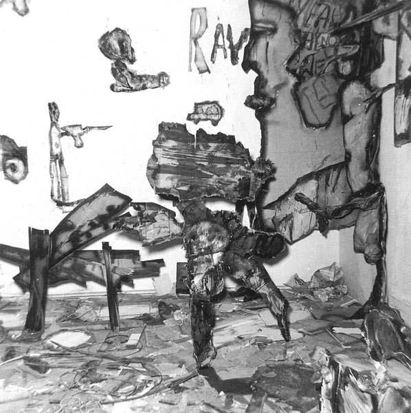 Claes Oldenburg, The Street,
