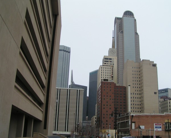 Dallas in Recession