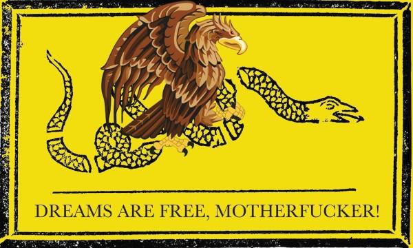 Juan Capistran, Dreams are Free, Motherfucker!, 2009