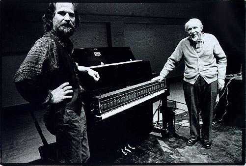 Trimpin and Nancarrow at Yerba Buena Center for the Arts Photo © John Fago