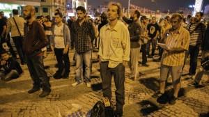turkish-silent-protest
