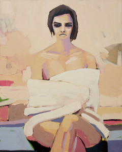 Patrick Puckett, Figure with Towel