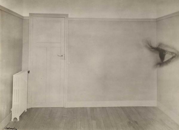 Maurice Tabard, Room with Eye, 1930, gelatin silver print, The Metropolitan Museum of Art, New York, The Elisha Whittelsey Collection, The Elisha Whittelsey Fund, 1962. Image © The Metropolitan Museum of Art