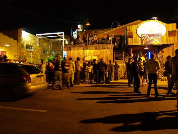 First Friday Crowd. Photo: Paul Heaston