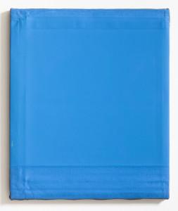 """Julia Rommel, Betterton, 2013, oil on linen, 19 x 16""""."""