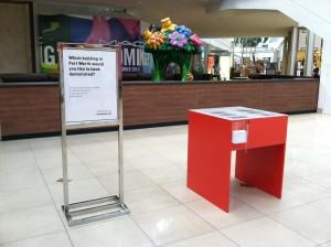Artigas' Vote for Demolition at Hulen Mall