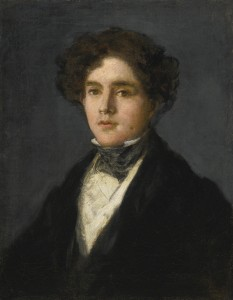 Francisco José de Goya y Lucientes (1746-1828), Portrait of Mariano Goya, the Artist's Grandson, 1827, oil on canvas. Meadows Museum, SMU, Dallas. Museum Purchase with Funds Donated by The Meadows Foundation and a Gift from Mrs. Eugene McDermott, in honor of the Meadows Museum's 50th Anniversary, MM.2013.08. Photo by Dimitris Skliris.