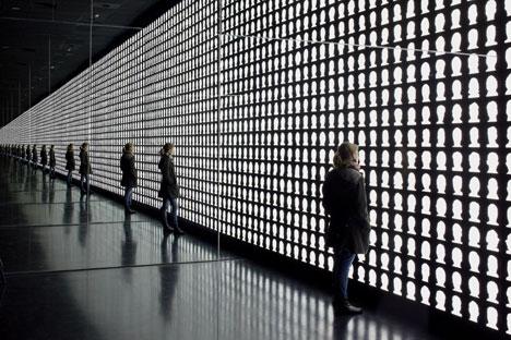 Alfedo Jaar, The Geometry of Conscience, 2010
