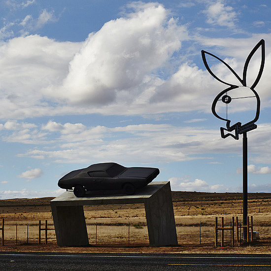 Richard Phillips, Playboy Marfa