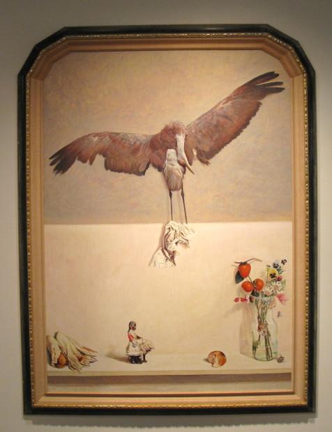 Sandhill Crane (1983)