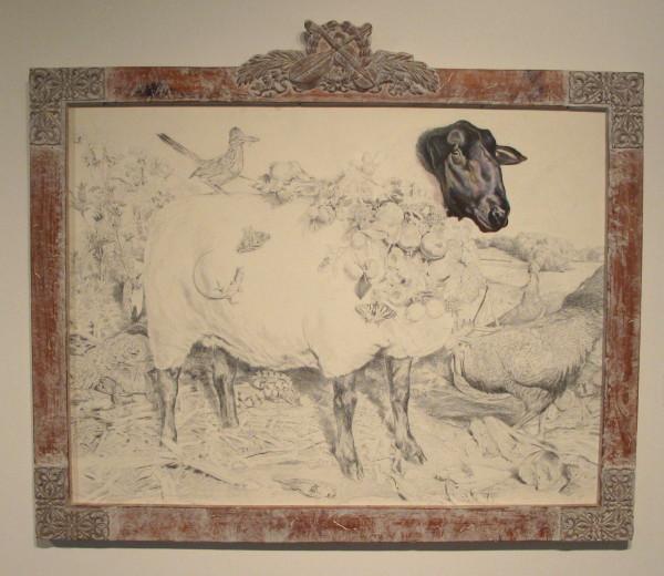 Garlanded Sheep,