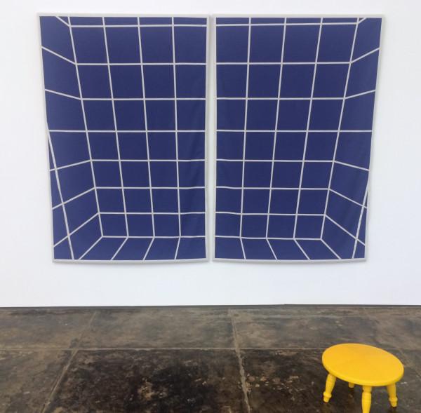 Melissa Thorne, A Wall Around a Window (installation view), 2013