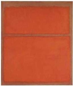 Mark Rothko, Untitled, 1961