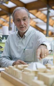 Renzo Piano!  Photo courtesy of Nasher Sculpture Center.