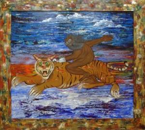 Bert L. Long Jr., Riding the Tiger, 2000