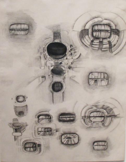 bontecou sketches