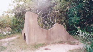 Time Span, 1981, at Laguna Gloria