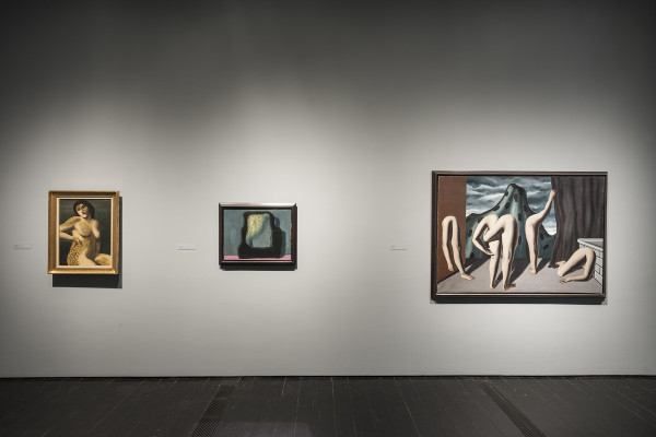 Installation images courtesy of the Menil Collection. Photographs by Paul Hester.