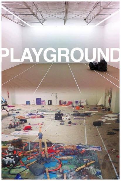 C. J. Davis and collaborators, Playground, 2013