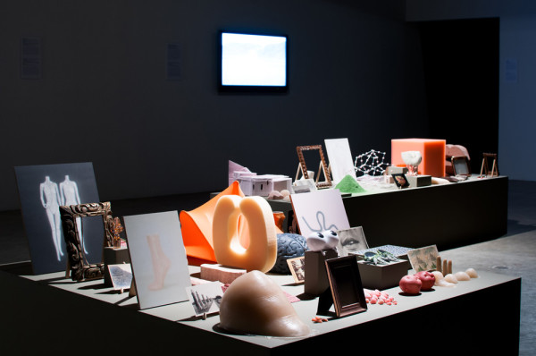 Melanie Smith, assorted objects at CAMH