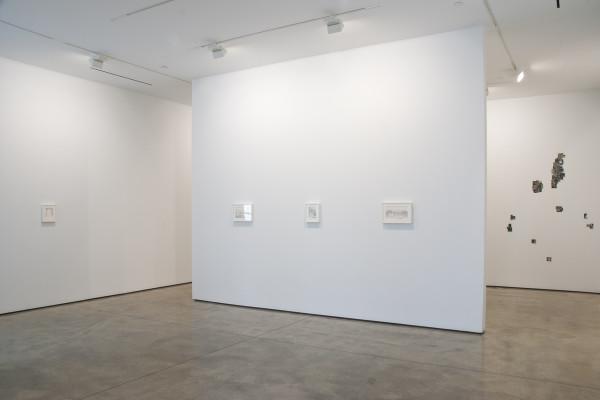 Installation view courtesy of Lora Reynolds Gallery.