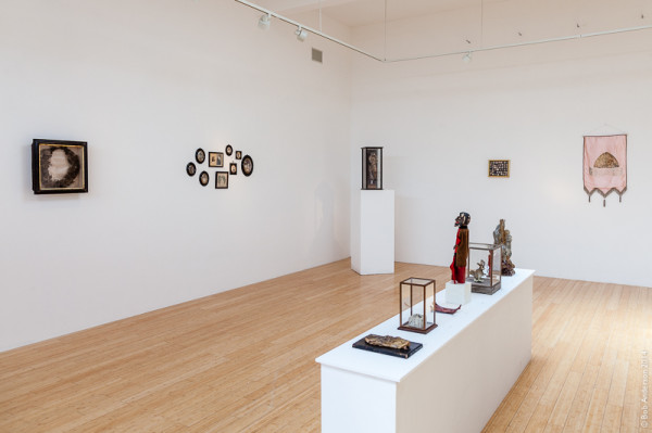 Haunted Objects, installation view