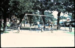 Oak Cliff Negro Park, 1966. Courtesy Dallas Morning News.