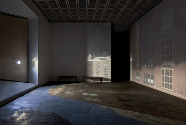Zoe Leonard, 945 Madison Avenue, 2014 (installation view, Whitney Museum of American Art, New York). Collection of the artist; courtesy the artist, Galerie Gisela Capitain, Murray Guy, and Galleria Raffaella Cortese. Photograph by Bill Jacobson Studio, New York