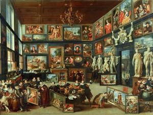 Willem van Haecht, 1628