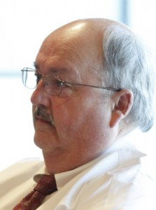 Richard Tettamant (Lara Solt/The Dallas Morning News)