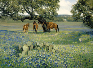 Charles Beckendorf, Texas Spring
