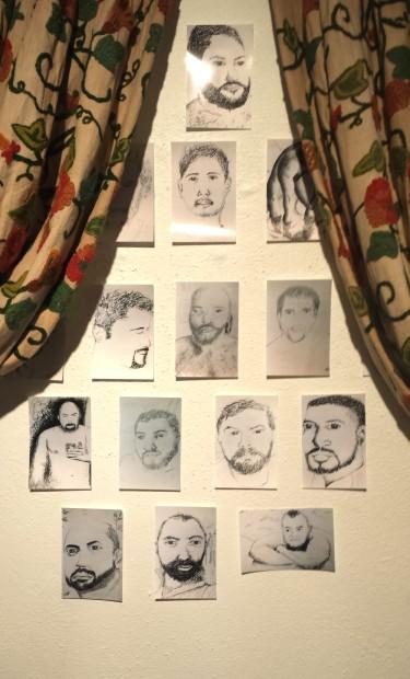 Erik Hanson, The Hook-Up Drawings