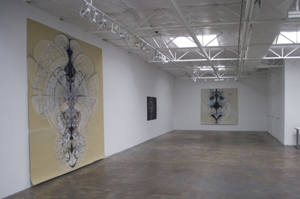 Atomic Cosmologies, installation view