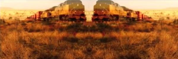 Michele Monseau, <em>ghosttrain</em>, 2013. (video still)
