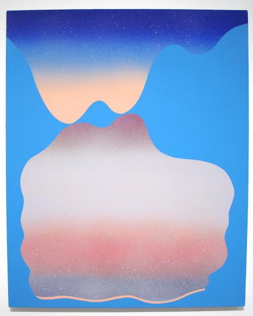 Alika Herreshoff, <em>Cosmic Lick</em>, 2014.