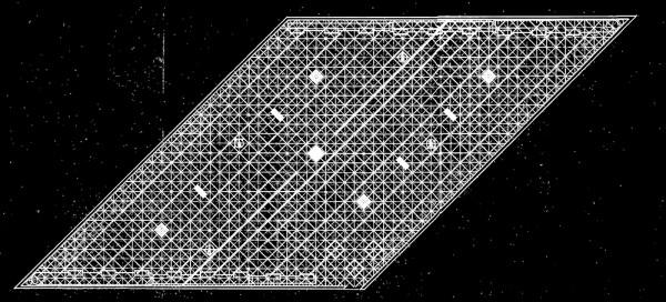 CAMH ceiling grid