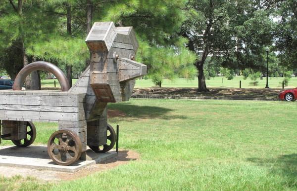 Jim Love, Portable Trojan Bear