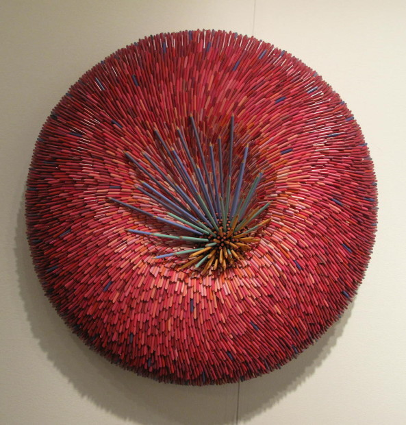 Federico Uribe at Art Nouveau Gallery