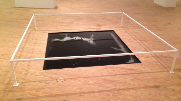 <em>Floating CAMH</em>, 2014 (note appearance of this piece without awful fence in the above installation that heads this article)
