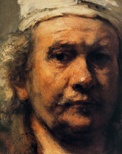 Rembrandt-Self-Portrait-1663