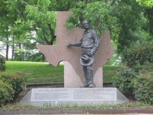 carpenter statue