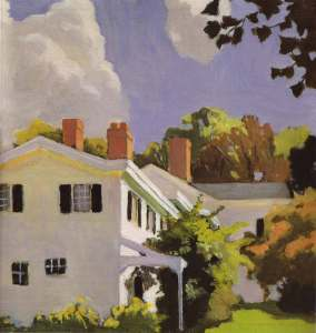 """cute"" Fairfield Porter"