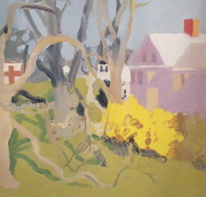 """not cute"" Fairfield Porter"