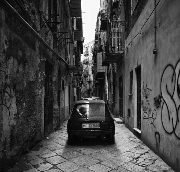 "Palermo (Frangiai), 2012, Archival pigment print, ed. 5, 29 1/8 x 30 1/4"""