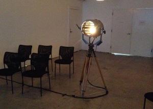bontrager lamp in action