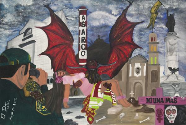 Juarez-Doorway to the House of the Devil
