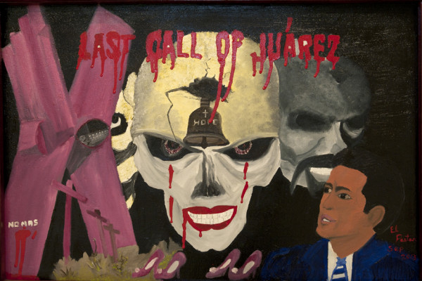 Last Call of Juarez web