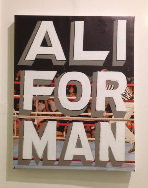 ali for man