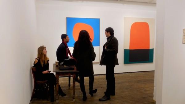 Salon Zürcher opening, New York