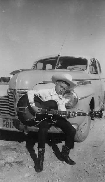 Doug with Gibson & Buick